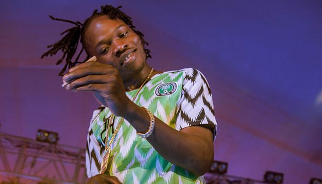 Gist: Naira Marley Claps Back At Kaffy For Dissing New Dance Step (SEE VIDEO)
