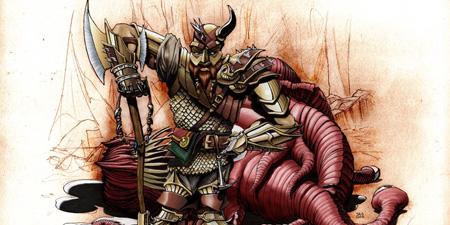 Dwarven Slayer
