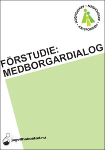 Förstudie Medborgardialog