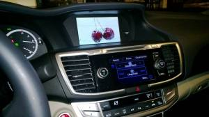 A Car Named Cherry - Personalized Dashboard