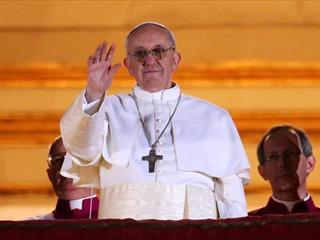 Catholic Pope Francis