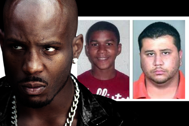 George Zimmerman & DMX