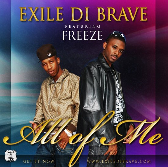exile-freeze-all-of-me-promo