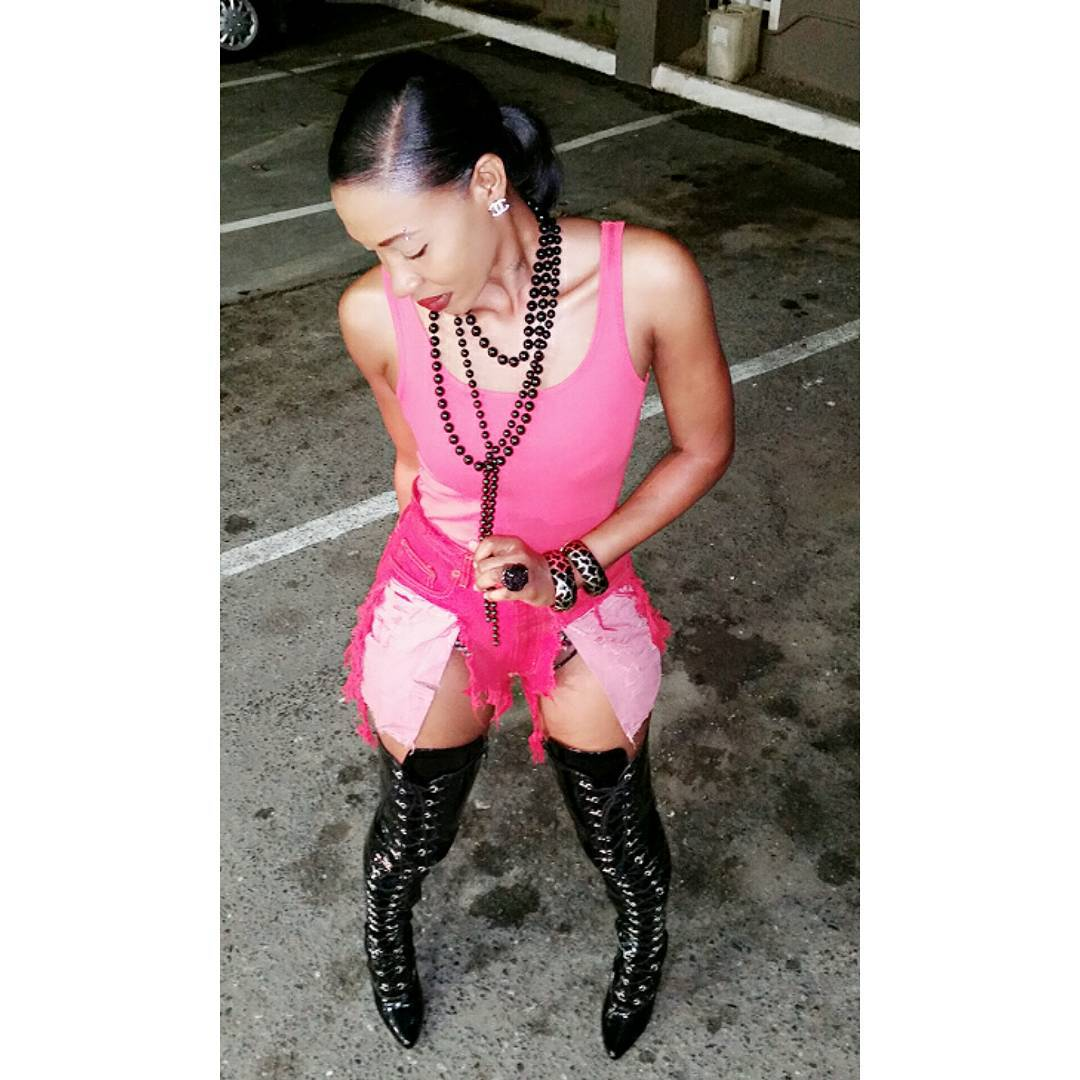 kevia the diva take style out 2015 red carpet (2)
