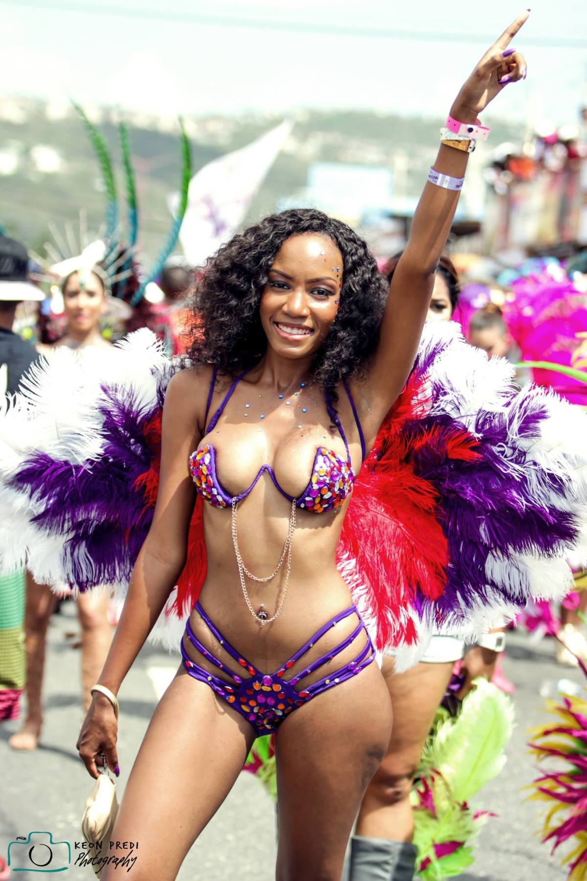 carnival 2016 road march