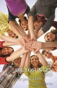 Die Losungen 2015 für junge Leute