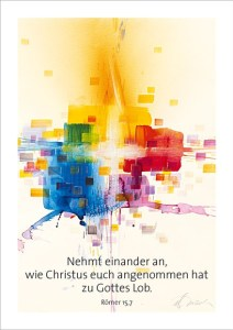 Jahreslosungsmotiv 2015 Münch, Eberhard