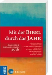 Mit der Bibel durch das Jahr 2016