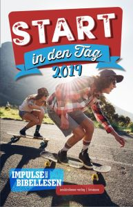 Cover Start in den Tag 2019