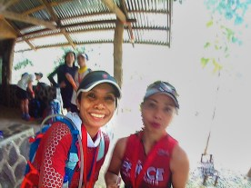 With Batangueña Runner, Tessie