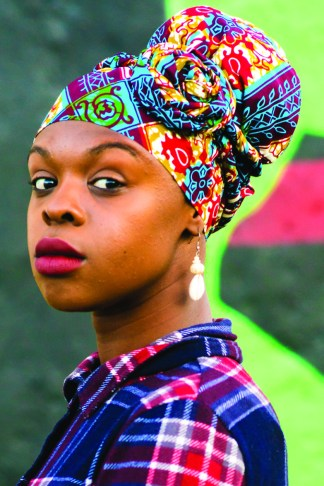 easy crown head wrap