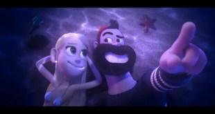 La merveilleuse histoire d'amour sous-marine imaginée par Publicis Conseil