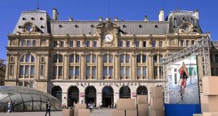 JCDecaux déplace l'entrepôt CDiscount à la gare Saint-Lazare