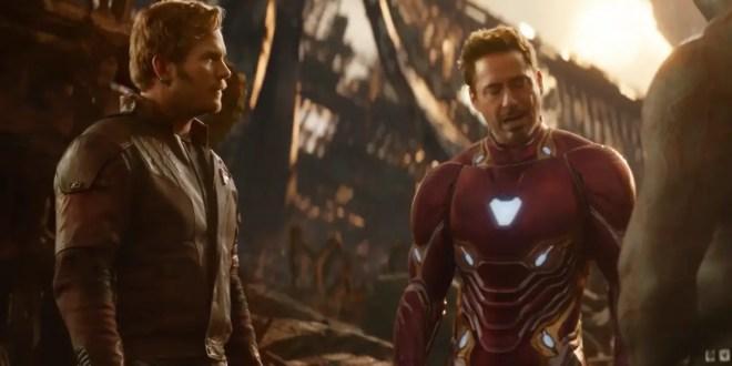 Avengers : Infinity War, le nouveau Trailer totalement dingue est là !