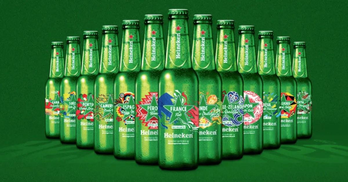 Heineken lance une édition limitée qui fait voyager !