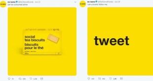 La marque No Name dévoile une campagne simple & hilarante