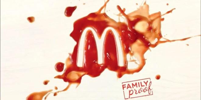 Des prints McDonald's imprégnés d'enfance par TBWA\Paris