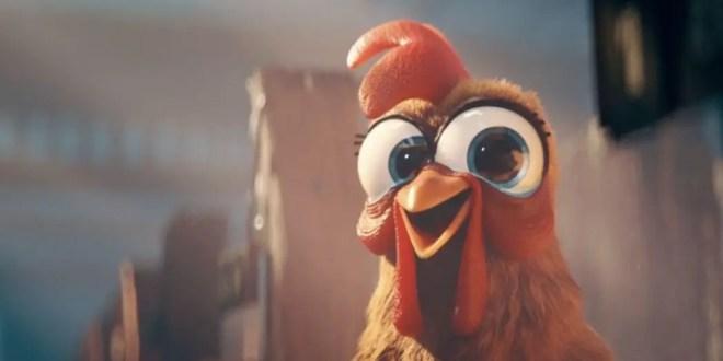 Des poules plus créatives que jamais dans un film d'animation délirant !