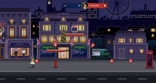 Ralph Lauren fête Noel sur Snapchat avec ZenithOptimedia