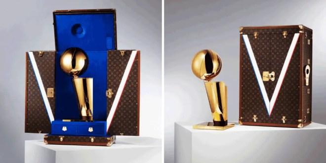 Louis Vuitton et la NBA s'unissent pour un partenariat mondial