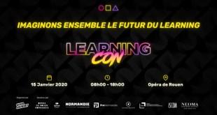 Learning con: RDV le 15 Janvier pour découvrir le learning de demain !