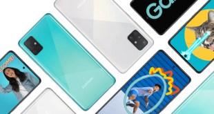 De nouveaux smartphones Samsung équipés de quadruples capteurs photo