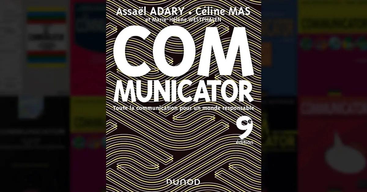 couverture livre communicator 9e edition