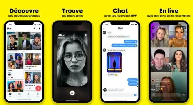 telephone-ecrans-fond-jaune
