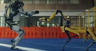 L'étonnante vidéo des robots de Boston Dynamics qui… dansent