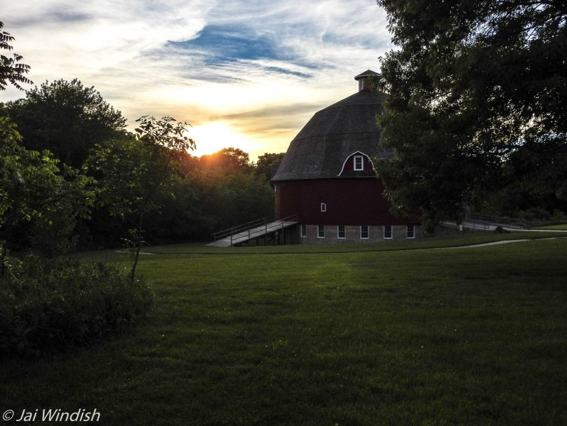 the ryan round barn