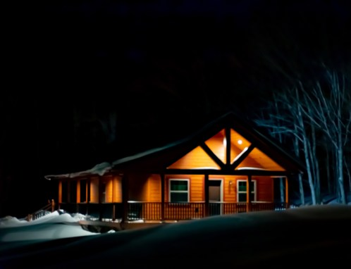 pictured rocks cabin
