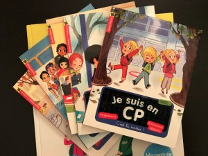 Collection je suis en CP