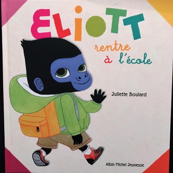 livres enfants pour aborder la rentrée des classes