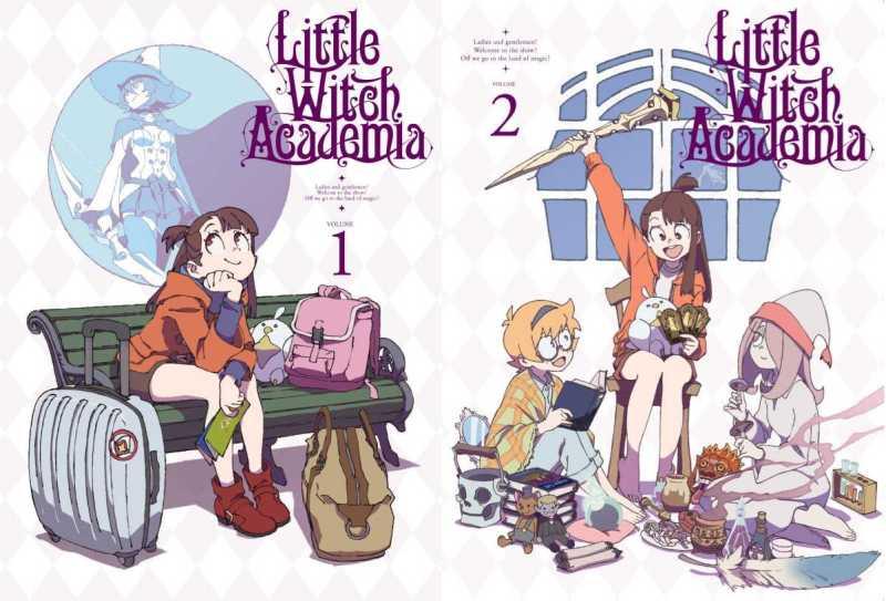Affiches des deux saisons de la série