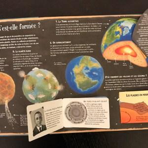 Ma Terre, quelle est son histoire