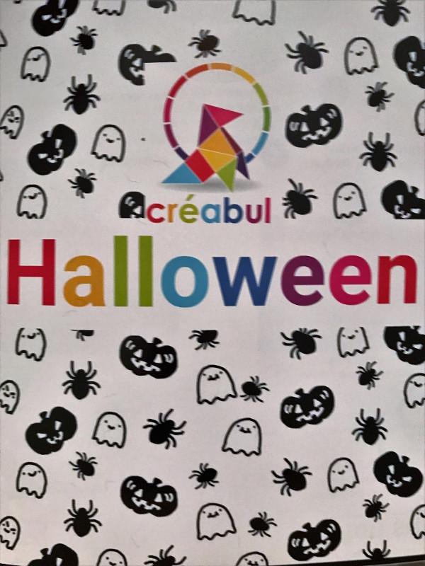 Box creabul Halloween