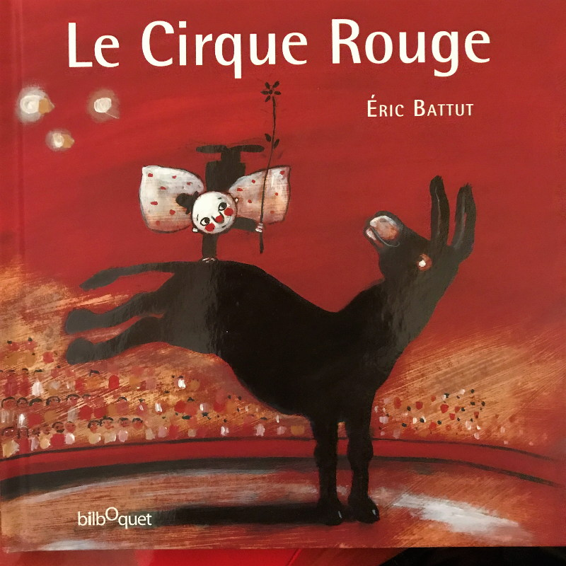 cirque rouge