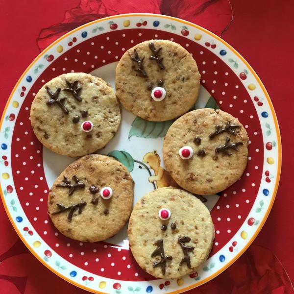 Biscuits de Noël Elan