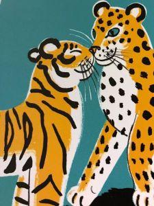 Tigre et Leopard