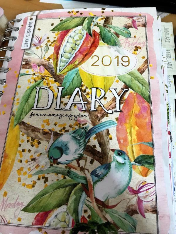Agenda 2019 Daphnes' Diary