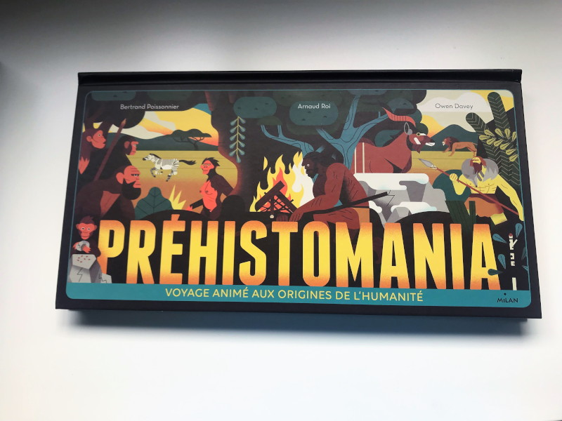 Prehistomania