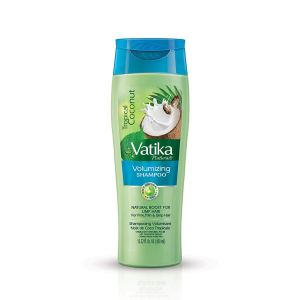 Dabur Vatika Naturals Tropical Coconut Volumizing Shampoo 400ml