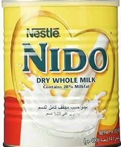 "Nestle 2.5 kg ""Nido"" milk powder"