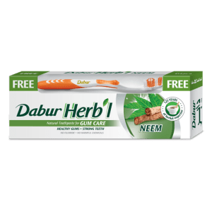 Dabur Herbal Toothpaste Neem 150gm