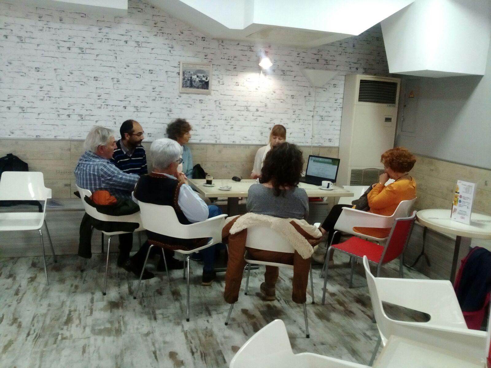 Presentación en Cantabria