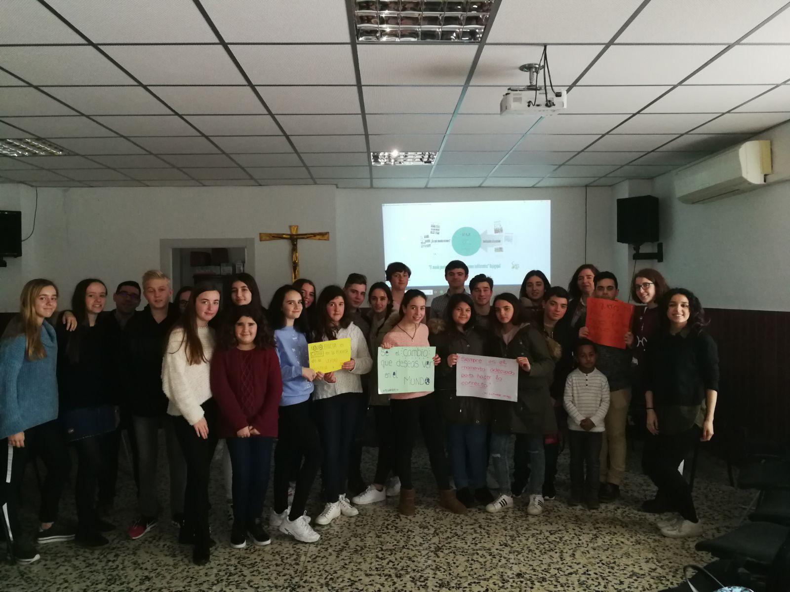Jaén con Jai Jagat 2020