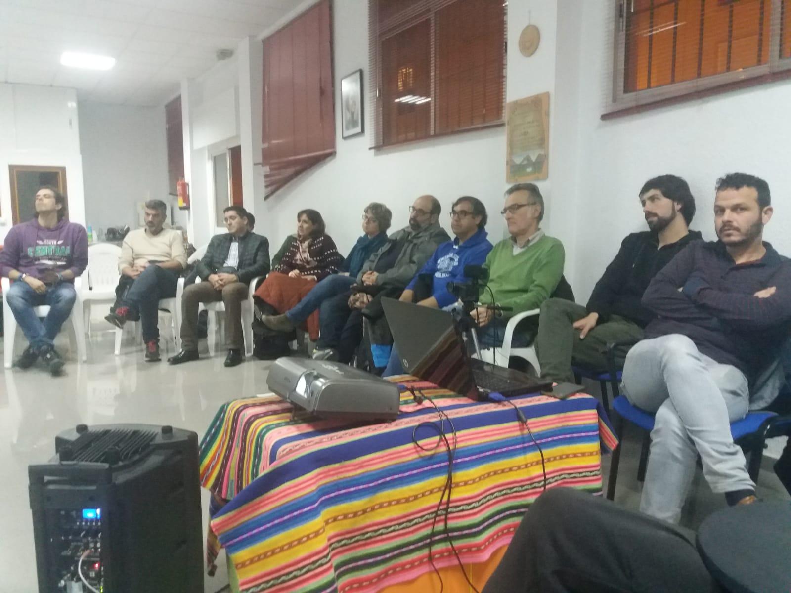 Málaga presenta la marcha mundial por la justicia y la paz 2020