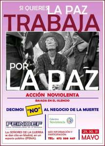 Los señores de la guerra se dan cita en Madrid
