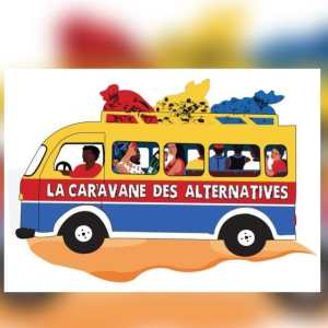 Parte de Senegal la Caravana de las Alternativas que llegará a Granada el 14 de febrero