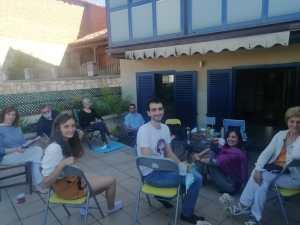 Encuentro en Burgos